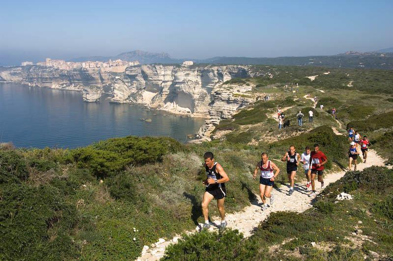 Trail des Falaises