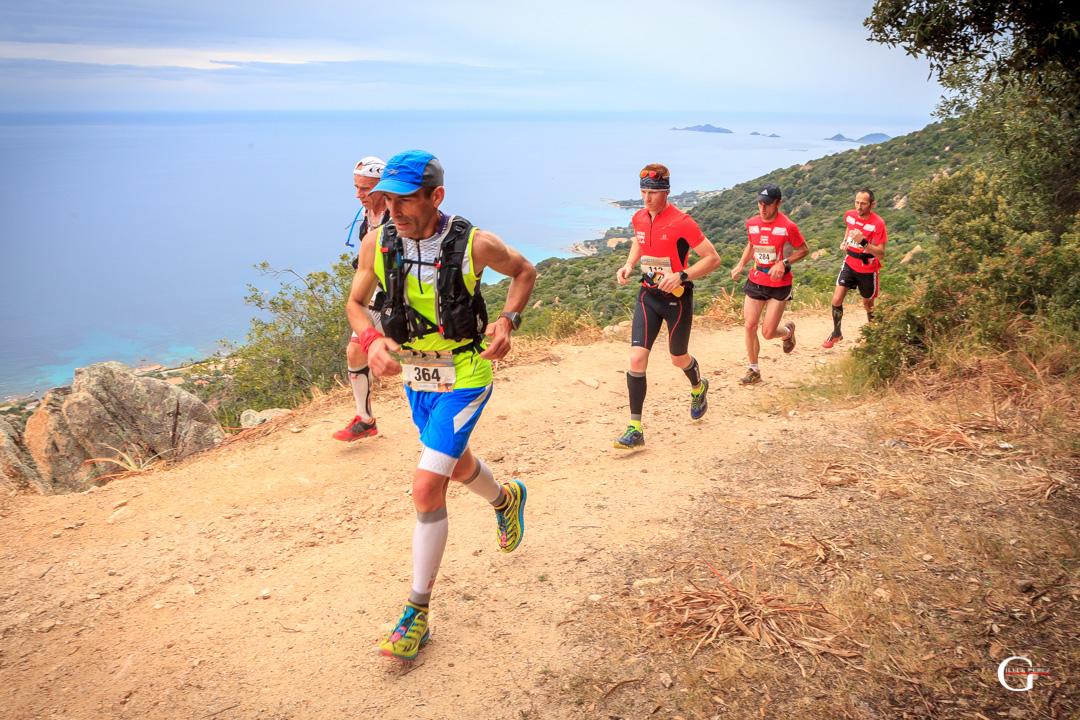 Trail Napoleon Ajaccio