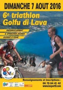 Triathlon Golfe de Lava 2016