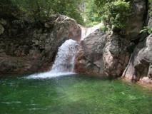 Stage Canyon en Corse