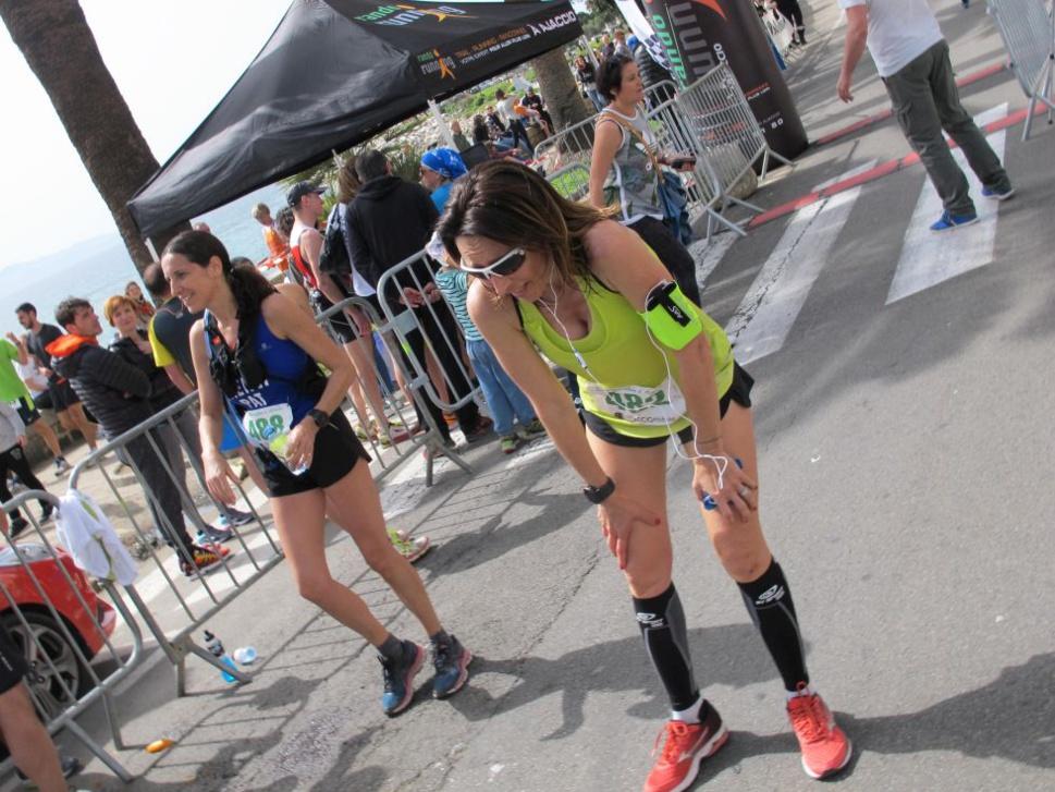 Le jour d'après un marathon !