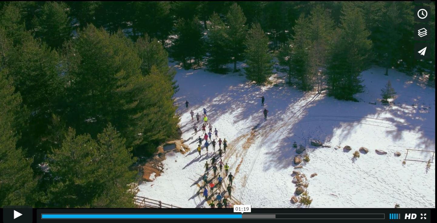 Le Trail Blanc | Verghio | 2016