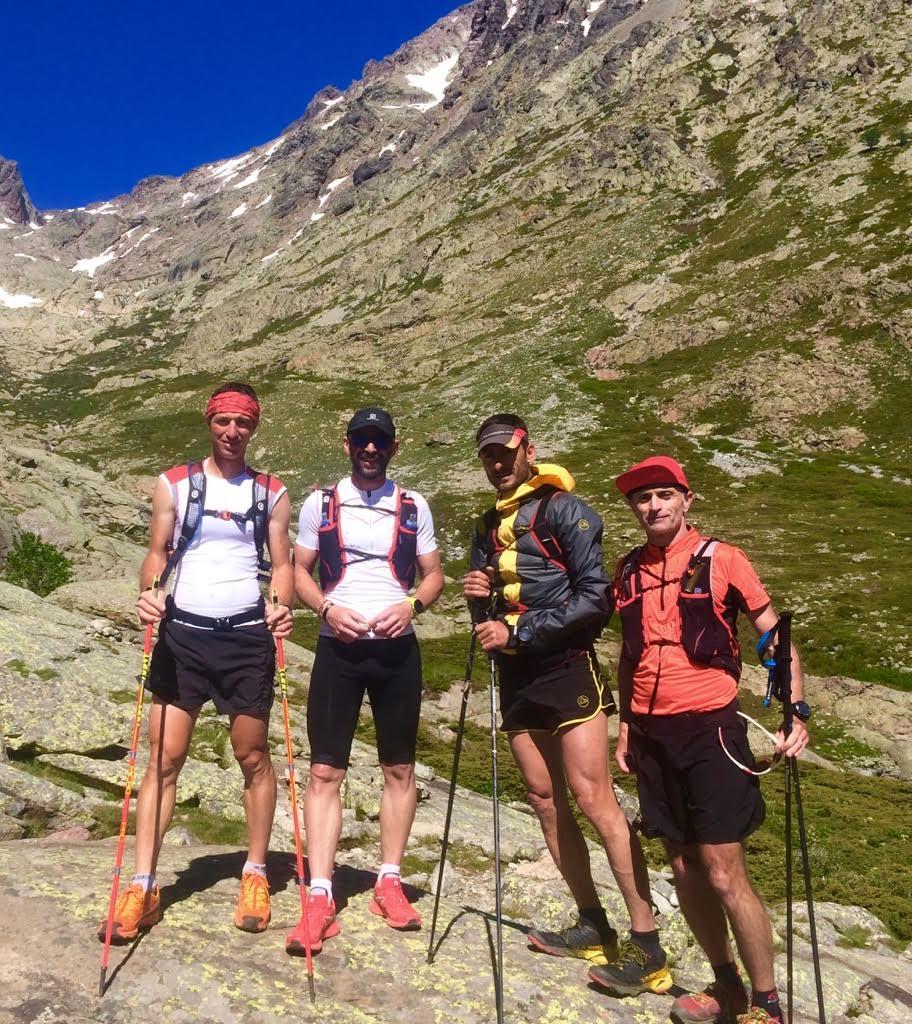 De retour du stage de préparation Ultra Trail