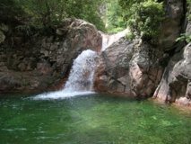 Stage Canyoning en Corse