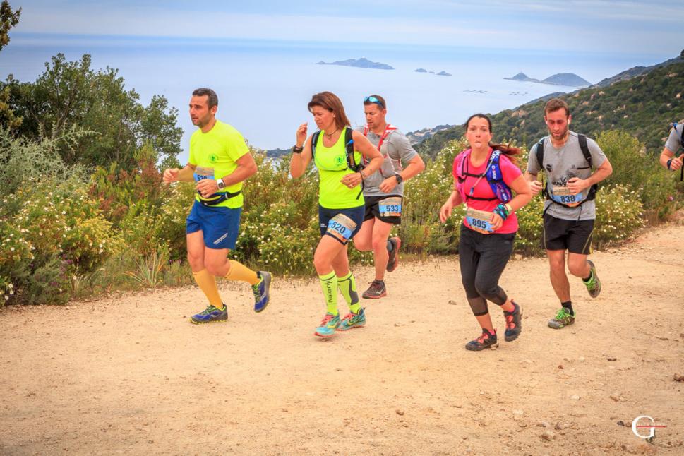 Trail des Aiglons