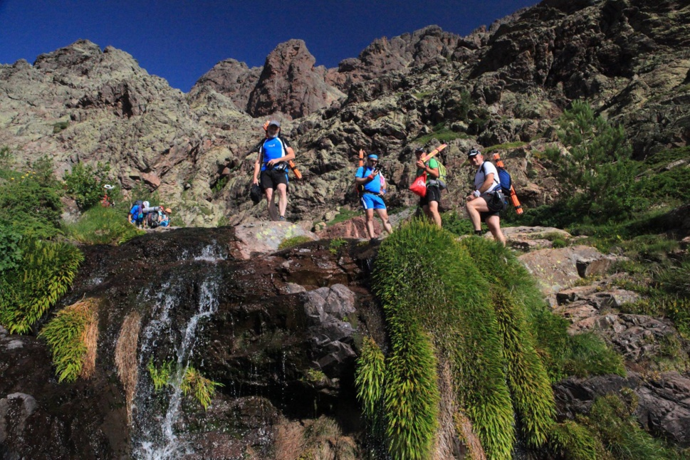 Trail et ultra Trail en Corse
