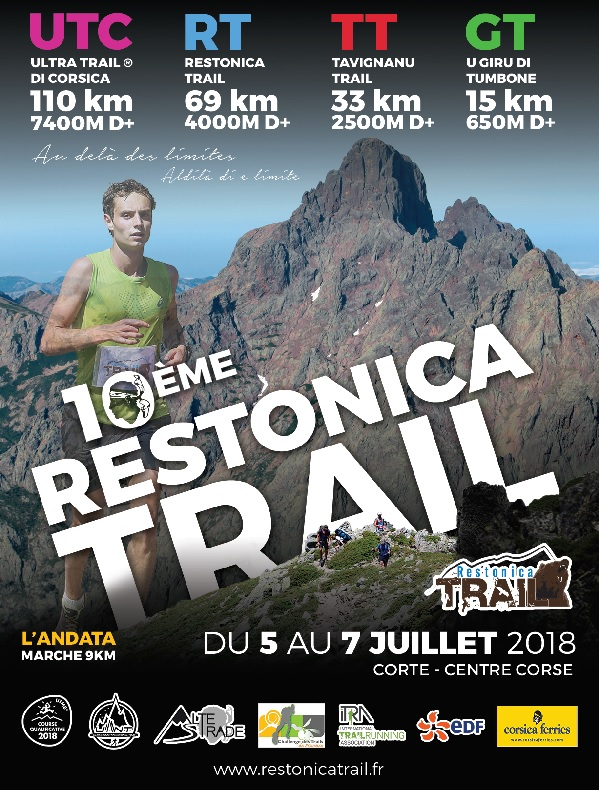 Restonica Trail 2019