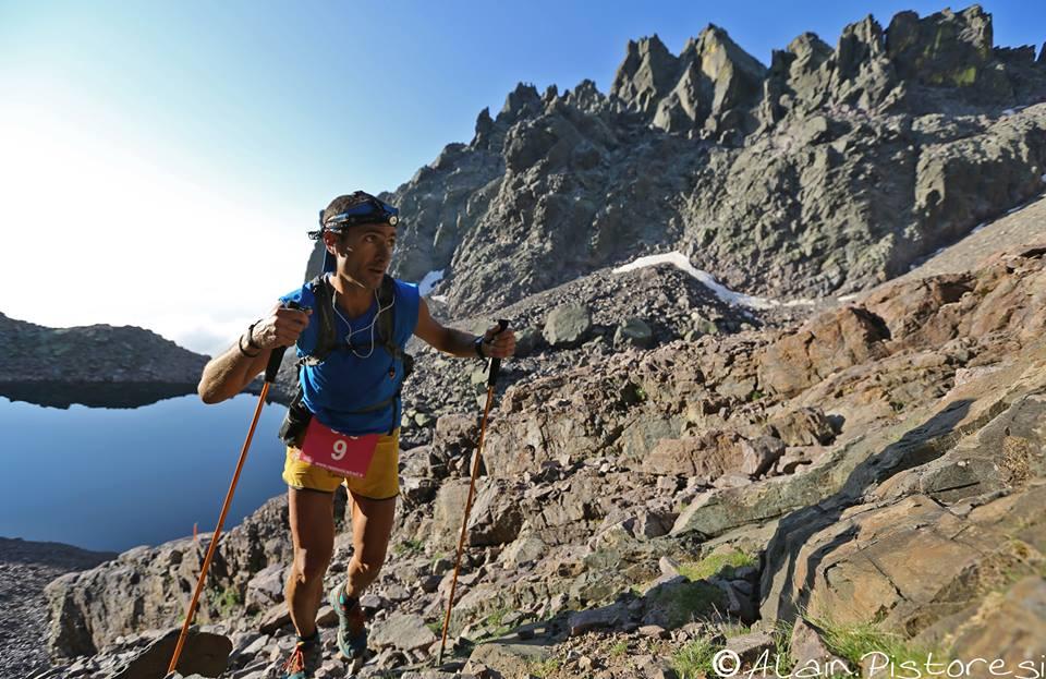 Dumé Lucciani - Ultra Trail di Corsica