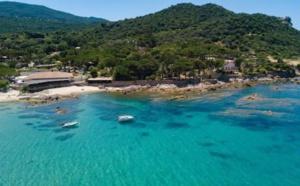 La Corse à la plage......
