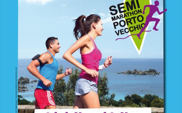 Semi Marathon de Porto Vecchio, l'édition 2016