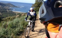 Un ambassadeur à vélo...