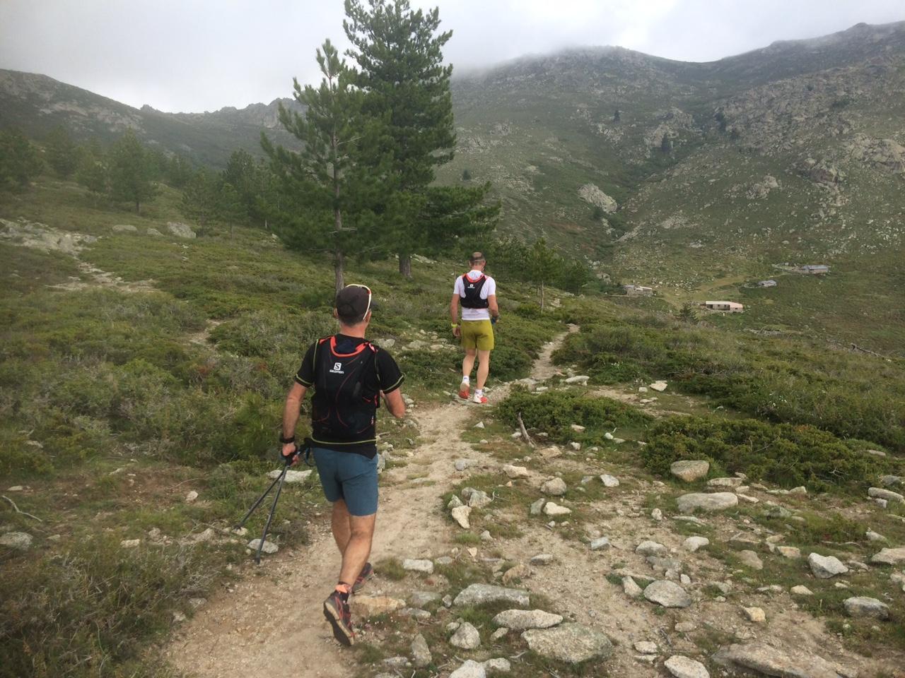 Stage Ultra Trail Corse